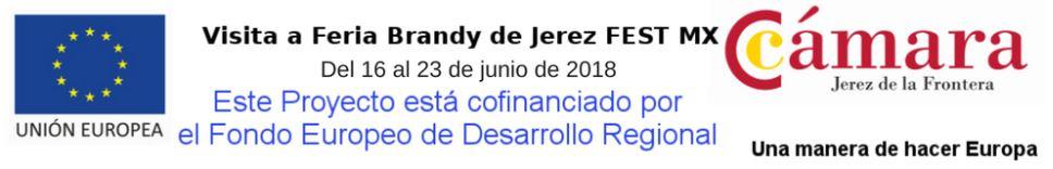 Bodegas Tradición Noticia participación Brandyfest Mexico 2019