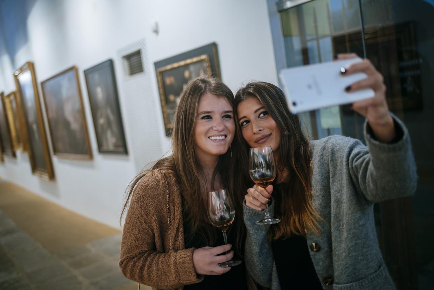 Blog Bodegas Tradición - El turismo del vino está en auge en Jerez de la Frontera